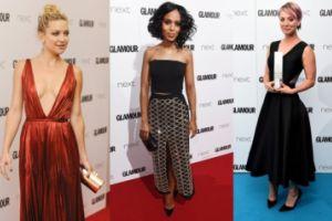 """Kerry Washington i Kate Hudson kobietami roku według """"Glamour""""! (ZDJĘCIA)"""
