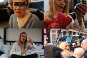 """Jessica """"mega spontanicznie"""" poleciała do Nowego Jorku: """"Idę tylko na jeden pokaz, dlatego tak krążymy po knajpach"""""""