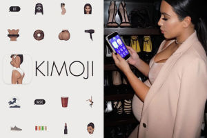 Aplikacja z tyłkiem Kim Kardashian chce nas szpiegować?!