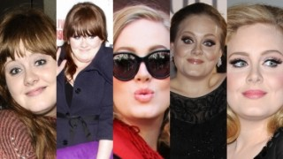 Tak kiedyś wyglądała Adele... (ZDJĘCIA)
