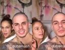 Jennifer Lopez bez makijażu... rapuje z kochankiem!