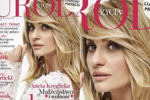 """50-letnia (!) Aneta Kręglicka w """"Urodzie życia"""""""