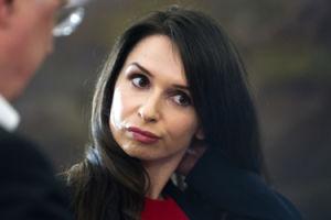 Kaczyńska została mianowana na prestiżowe stanowisko i... pierwszego dnia nie przyszła do pracy