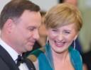 Agata Duda dostanie ponad 13 tysięcy złotych pensji! A jej mąż podwyżkę
