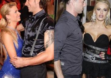 Radzio i Iza zatańczą w przebraniu... Nergala i Dody?!