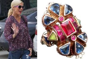 Podarował Tori pierścionek za 300 tysięcy!
