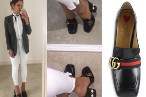 """Sara Boruc o butach Gucci za ponad 4 tysiące złotych: """"Zabujałam się"""" (FOTO)"""