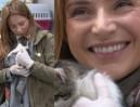 """Dereszowska zachęca do adopcji kotów. """"Skradną państwa serca. Też mam w domu kota!"""""""