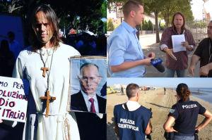 """Dziennikarz TVP pyta o tragedię w Rimini... striptizera i rasistę: """"Kryminaliści z Afryki Północnej przyjeżdżają tu i robią, co chcą!"""""""