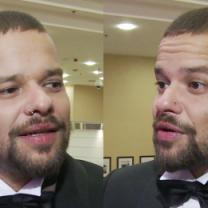 """Piróg: """"Chciałbym dostać Grammy, ale nigdy nie dostanę, bo jestem tak wielkim beztalenciem muzycznym"""""""