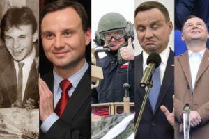 Od studenta prawa do prezydenta Polski: Andrzej Duda kończy dziś... 45 LAT! (ZDJĘCIA)
