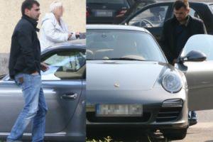 Dubieniecki jeździ Porsche ZAJĘTYM PRZEZ PROKURATURĘ!