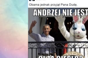 """Tomasz Lis: """"Obama jednak przyjął Pana Dudę"""""""
