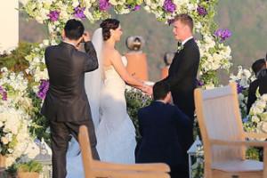 Nick Carter wziął ślub! (ZDJĘCIA)