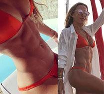 Chodakowska chwali się ciałem w bikini