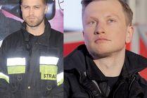 Wesołowski i Zakościelny jako... strażacy!