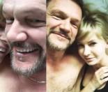 Czarek i Edyta świętują rocznicę ślubu: