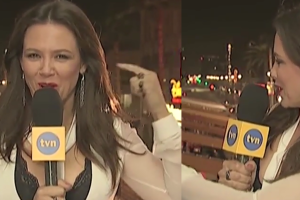 """Rusin pozdrawia z Los Angeles: """"ZA MNĄ CHODZĄ GWIAZDY po czerwonym dywanie, cudowna atmosfera!"""""""