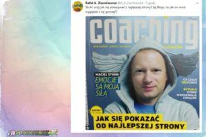 Rafał Ziemkiewicz wyśmiewa Macieja Stuhra