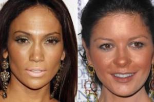 Makijażowe wpadki na czerwonym dywanie