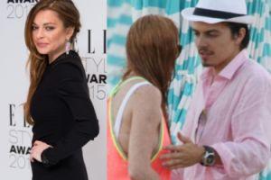 """Lindsay Lohan nasłała dwóch Rosjan na mężczyznę, który """"rozsiewa o niej plotki""""!"""