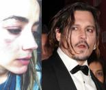 Johnny Depp pobił żonę, bo... pije i bierze kokainę?
