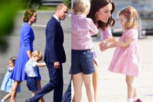 """Amerykański tabloid: """"Kate i William pragną normalnego dzieciństwa dla swoich dzieci. Nie pozwalają im bawić się iPadem"""""""