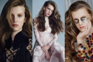 Joanna Krupa zachwyca się 14-letnią modelką. Zrobi karierę?