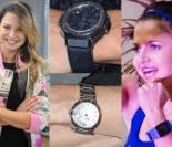 NAJDROŻSZE zegarki Anny Lewandowskiej (ZDJĘCIA)