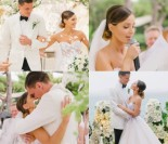 """Marina i Wojtuś obchodzą dzisiaj pierwszą rocznicę ślubu. """"Zostałam żoną najwspanialszego człowieka na tej ziemi"""""""