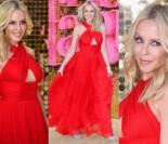 48-letnia Kylie Minogue w czerwonej sukience za 22 tysiące! Seksowna? (ZDJĘCIA)