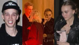 Lily-Rose Depp w Paryżu z chłopakiem i Carą Delevingne (ZDJĘCIA)
