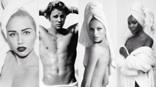 Gwiazdy w samych ręcznikach! (ZDJĘCIA)