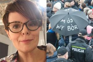 """Karolina Korwin Piotrowska: """"Nie powinno być aborcji na życzenie. Bo to otwiera drogę do tego, że możesz ją zrobić, kiedy chcesz"""""""