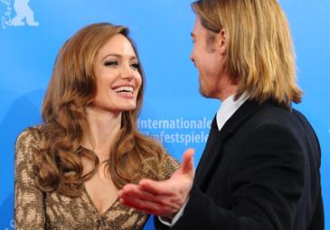 Angelina i Brad znów ZAGRAJĄ RAZEM W FILMIE?!