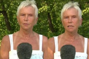 Ewa Błaszczyk dementuje plotki o pełnym wybudzeniu córki