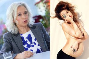 """Manuela Gretkowska o aborcji: """"Wszystkie jesteśmy Nataliami!"""""""