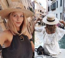 Jessica Mercedes pojechała na wakacje do Wenecji