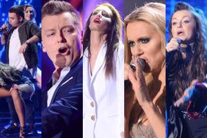 """Tak """"gwiazdy"""" walczyły o wygraną w eliminacjach do Eurowizji 2017! (ZDJĘCIA)"""