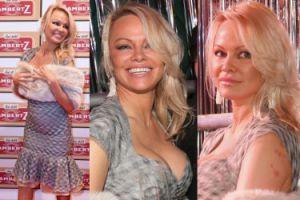 """""""Naturalna"""" Pamela Anderson na imprezie w Kolonii. Poznajecie? (ZDJĘCIA)"""