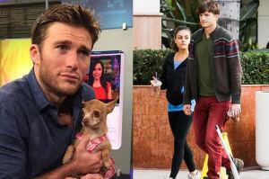 """Scott Eastwood: """"Kutcher przespał się z moją dziewczyną"""""""