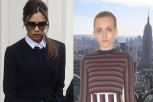 Victoria Beckham promuje anoreksję?