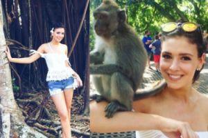 Halejcio poleciała na wakacje na Bali (FOTO)