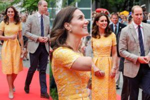 Księżna Kate i książę William odwiedzają centrum badań nad nowotworami (ZDJĘCIA)