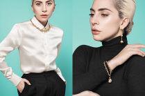 Lady Gaga została twarzą Tiffany'ego