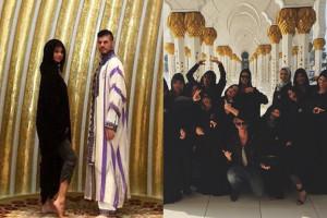 Selena Gomez krytykowana za... pokazanie kostki w meczecie!