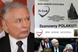 """Założyciel fundacji z Białegostoku zbiera pieniądze na... PAŁACYK DLA KACZYŃSKIEGO! """"Trzeba mu oddać szczególny hołd i wsparcie"""""""