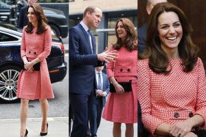 Brytyjki oszalały na punkcie tej sukienki Kate Middleton! (ZDJĘCIA)
