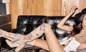 Selena Gomez pozuje dla magazynu