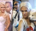 """Iwona i Reggie już po ślubie: """"Chciałam indiańską sukienkę like a princess. Toby chciał być sam w kamerze"""""""
